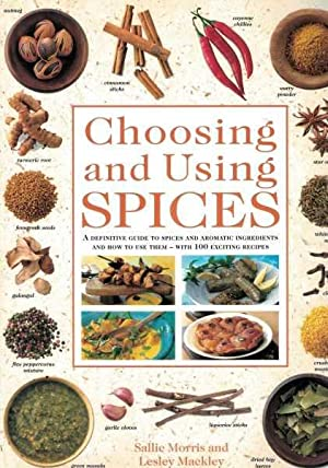 Choosing and Using Spices