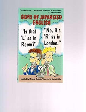 """Gems of Japanized English: """"Is That an 'L' As in Rome?"""" """"No, It's &#..."""