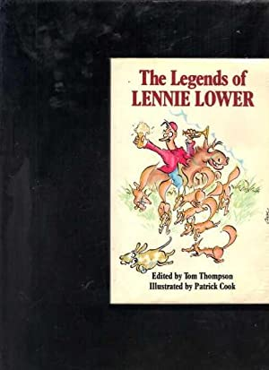 The Legends of Lennie Lower: Lower, Lennie; Thompson,