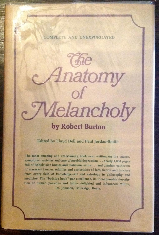 Anatomy Of Melancholy Burton Image collections - human body anatomy