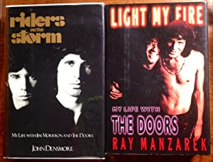 Riders on the Storm / Light My: Densmore, John. Manzarek,