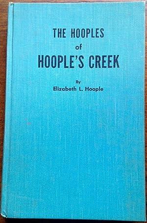 The Hooples of Hoople's Creek: Hoople, Elizabeth L.