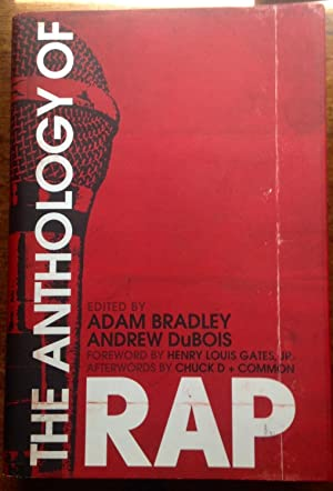 The Anthology of Rap (Inscribed by Andrew Dubois)