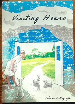 Visiting Hours, a bruise on light, stickboy (All Three Volumes signed by Poet)
