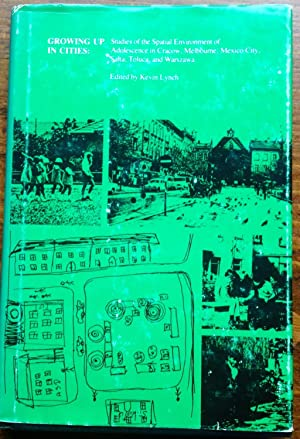 Growing Up in Cities (Signed by Kevin Lynch)