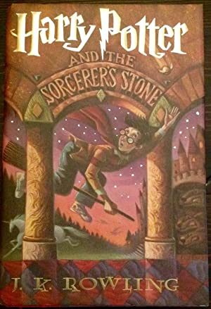 Harry Potter And The Sorcerer's Stone (7th Printing)