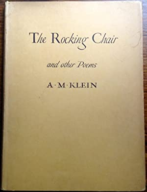 The Rocking Chair and other Poems (Inscribed Copy)
