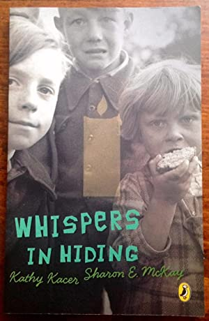 Whispers in Hiding (Inscribed by Sharon E. McKay)