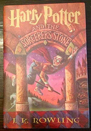 Harry Potter And The Sorcerer's Stone (Science Fiction Book Club/SFBC Edition)
