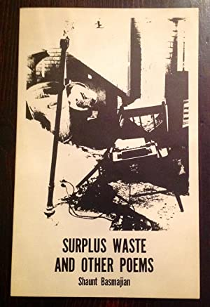 Surplus Waste And Other Poems (Signed Copy)