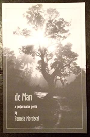de Man: A Performance Poem (Inscribed Copy)