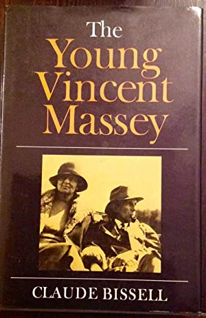 Young Vincent Massey (Signed Copy)