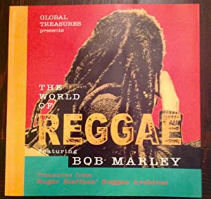 The World of Reggae featuring Bob Marley (Inscribed by Roger Steffens)