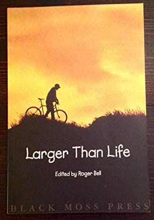 Larger Than Life (Inscribed to contributor/poet, Linda Frank)