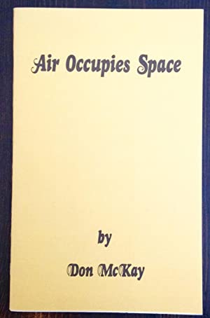 Air Occupies Space (Inscribed Copy)
