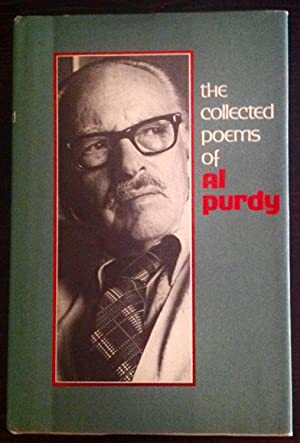 The Collected Poems of Al Purdy (Signed Copy)