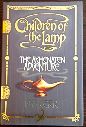 Children of the Lamp: The Akhenaten Adventure