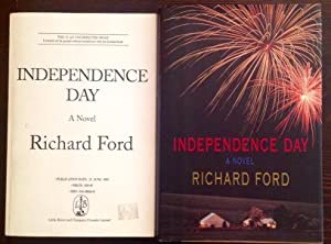Independence Day (Inscribed 1st w/ Uncorrected Proof)