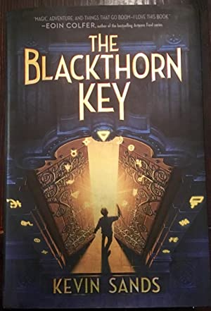 The Blackthorn Key (Signed Copy)