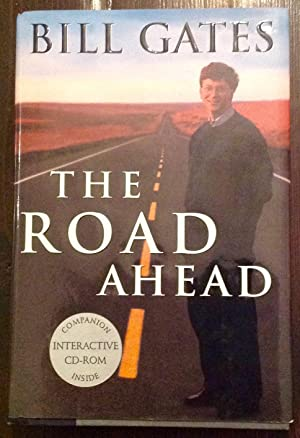 The Road Ahead (Inscribed by Bill Gates, missing Interactive CD)