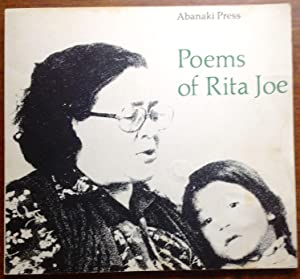 Poems of Rita Joe (Signed Copy)