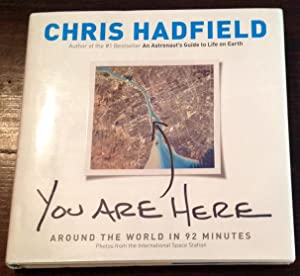 You Are Here: Around the World in 92 Minutes (Signed Second Printing)