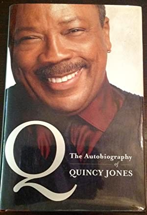 Q: The Autobiography of Quincy Jones (Inscribed Copy)