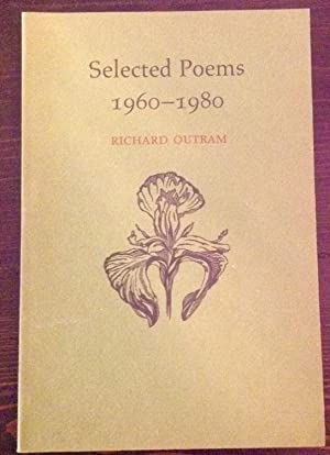 Selected poems: 1960-1980