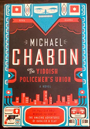 The Yiddish Policemen's Union (Specially Bound by Publisher Edition - Signed Twice)