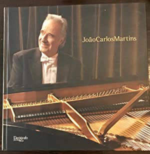 Joao Carlos Martins (Inscribed Copy with CD)