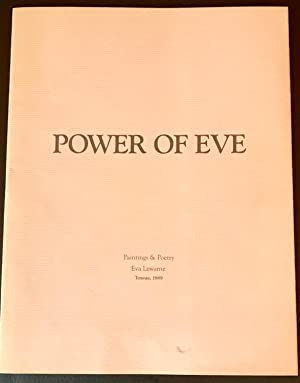 Power of Eve: Paintings & Poetry (Signed Copy)