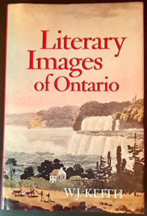 Literary Images of Ontario (Signed Copy)
