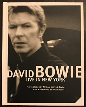 David Bowie: Live In New York (First Edition, First Printing)