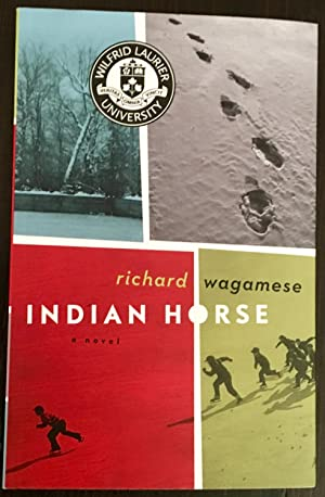 Indian Horse (Signed Copy/Special Edition)