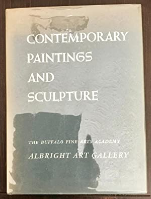 Catalogue of Contemporary Paintings And Sculpture