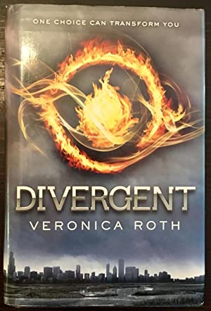 Divergent (Signed First Edition, First Printing)