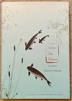 Voice Like Water: Love Poems (Inscribed Copy)