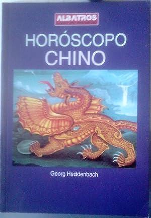 HORÓSCOPO CHINO: GEORG HADDENBACH