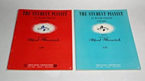 The Student Pianist 55 Piano Pieces In: Mirovitch, Alfred