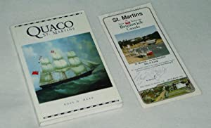 Quaco St. Martins A Brief History The First Hundred Years 1784-1884: Hebb, Ross N.
