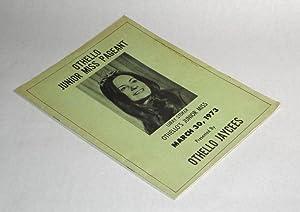 Othello Junior Miss Pageant Luray Stoker Othello's: Othello Jaycees