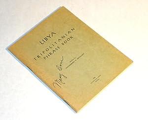 Libya Tripolitanian Phrase Book: Misallem, Dawi