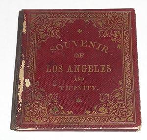 Souvenir of Los Angeles And Vicinity: Ward Bros.