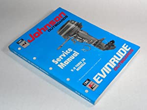OMC Johnson Outboards Service Manual 9.9 Thru: OMC Outboard Marine