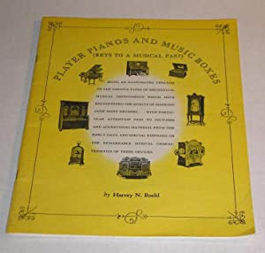 Player Pianos And Music Boxes (Keys To: Roehl, Harvey N.