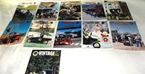 The Vintage Ford, 11 issues: Klehfoth, Jay, Editor