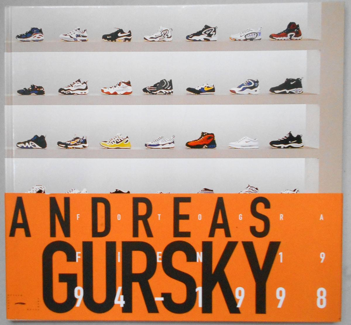 Fotografien 1994-1998.: Andreas Gursky.