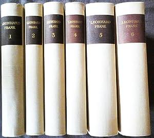Gesammelte Werke Band 1-6: Band 1: Die: Leonhard Frank