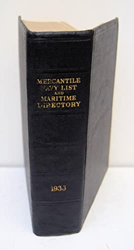 THE MERCANTILE NAVY LIST AND MARITIME DIRECTORY: GREAT BRITAIN. BOARD