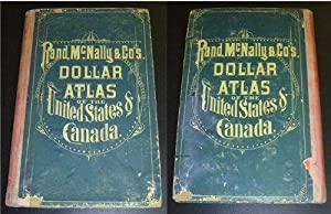 Rand, McNally & Co.'s New Dollar Atlas